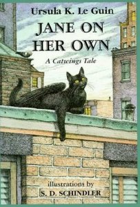 Catwings #4:  Jane On Her Own