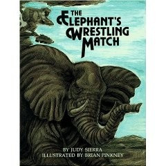 The Elephant's Wrestling Match
