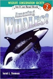 Amazing Whales!  (I Can Read, Book 2)