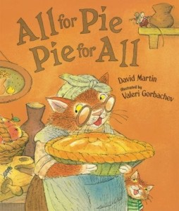 All For Pie Pie for All