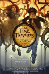 Time Travelers (The Gideon Trilogy, Book One)