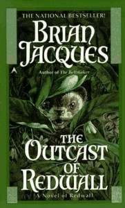 Redwall,  Book 8:  Outcast of Redwall