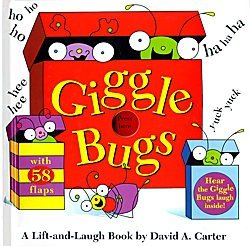 Giggle Bugs   A Lift and Laugh Book