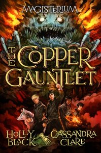 Magisterium, Book 2: Copper Gauntlet