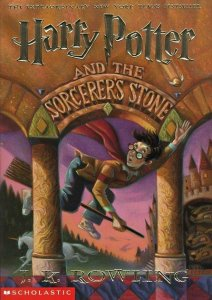 Harry Potter and the Sorceror's Stone  (Book 1)