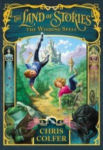 Land of Stories, Book 1:  Wishing Spell