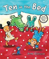 Ten in the Bed cabrera