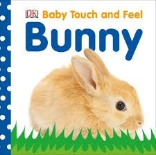 DK baby touch and feel bunny