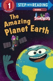 step into reading 1  the amazing planet earth