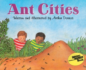 Let's Read and Find Out Science: Ant Cities, Stage 2