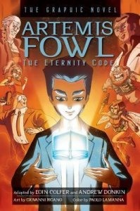 Artemis Fowl, Graphic Novel, Book 3:  The Eternity Code