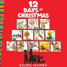12 days of christmas isadora