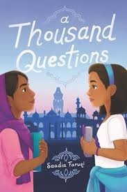 a thousand questions by Saadia Furuqi