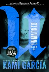 Unmarked:  The Legion, Book 2