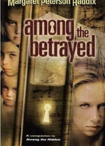 Shadow Children, Book 3:  Among the Betrayed