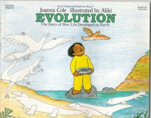 Let's Read and Find Out Science: Evolution