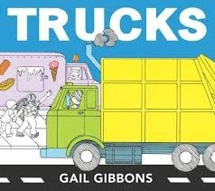trucks by gail gibbons