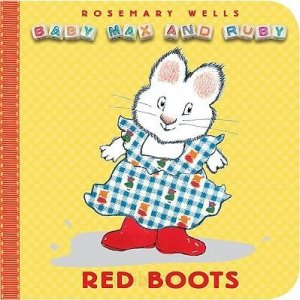 Baby Max and Ruby:  Red Boots