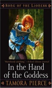 Song of the Lioness, Book 2: In the Hand of the Goddess
