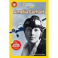 National Geographic Readers  Level 1  Amelia Earhart