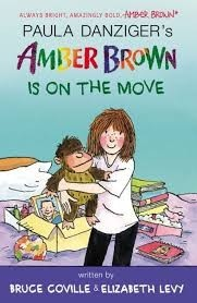 amber brown is on the move b