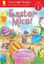 green light reader easter mice bethany roberts