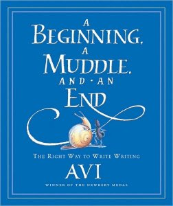 Beginning, a Muddle and an End: The Right Way to Write Writing