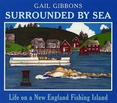surrounded by sea gail gibbons