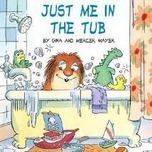 just me in the tub