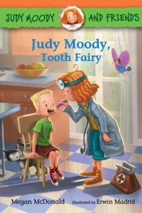 Judy Moody and Friends, Book 9: Judy Moody, Tooth Fairy