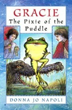 Gracie, the Pixie of the Puddle (Prince of the Pond Series #3)