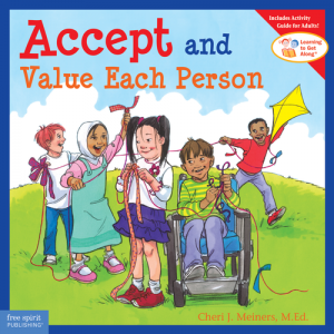 Accept and Value Each Person (Learning to Get Along Series)