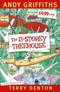 Treehouse Books, #1:  The 13 Story Treehouse