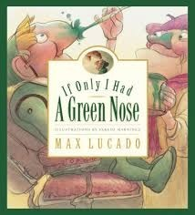 if i only had a green nose barnes and noble