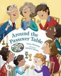 around the passover table newman