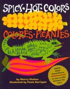 Spicy Hot Colors Colores Picantes