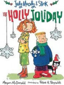 Judy Moody and Stink, Book 1:  The Holly Joliday