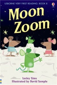 Moon Zoom (Usborne, Book 8)