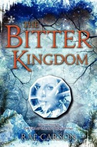 Girl of Fire and Thorns, Book 3:  Bitter Kingdom