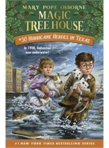 Magic Tree House:   Hurricane Heroes in Texas