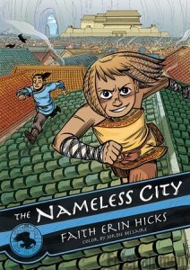 Nameless City, Book 1