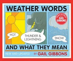 weather words gail gibbons