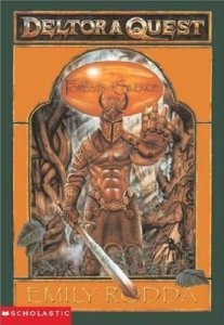 Deltora Quest #1:  Forests of Silence