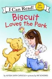 biscuit loves the park  i can read