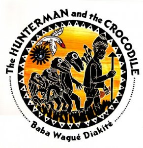 Hunterman and the Crocodile: A West African Folktale