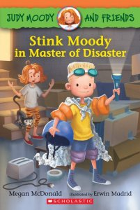 Judy Moody and Friends, Book 5:  Stink Moody in Master of Disaster