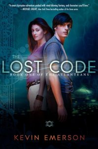 Lost Code: The Atlanteans, Book One