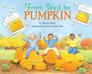 Let's Read and Find Out Science: From Seed To Pumpkin, Stage 1