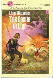 Chronicles of Prydain,  Book 3:  The Castle of Llyr