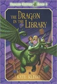 dragon in the library klimo